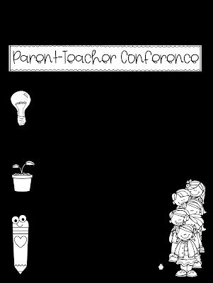 Parent teacher conference freebies! #preschoolclassroomsetup