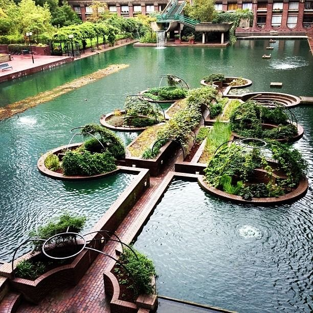 iveseenthat: Love the Barbican…. (at Barbican Centre ...