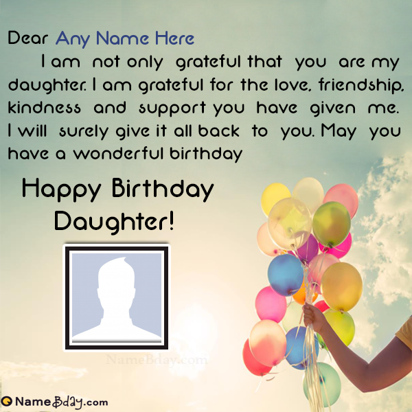 Name Birthday Wishes For Daughter From Mom Birthday Wishes For Daughter Wishes For Daughter Birthday Wishes For Mother