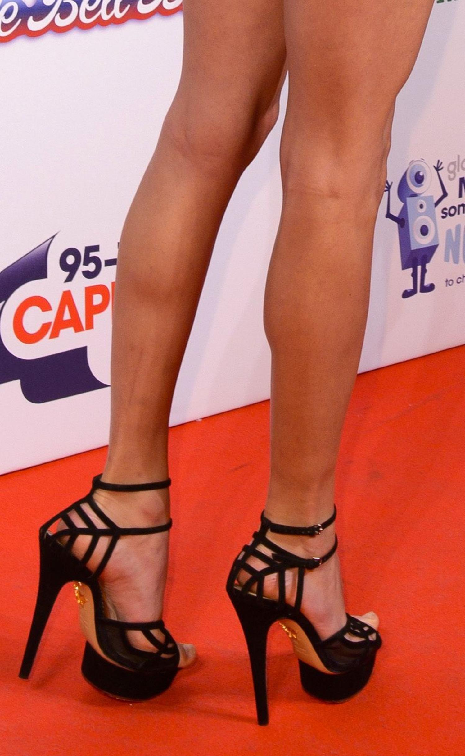 Taylor Swift' Feet