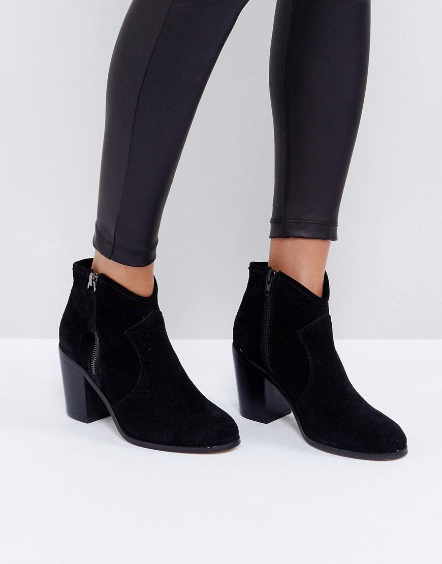 0184682f31f EMMIE Suede Ankle Boots in 2019 | Shoes shoes and more shoes | Ankle ...