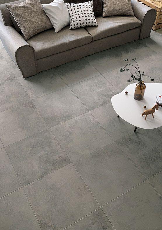 Resin/Concrete Effect Tiles – Fiandre