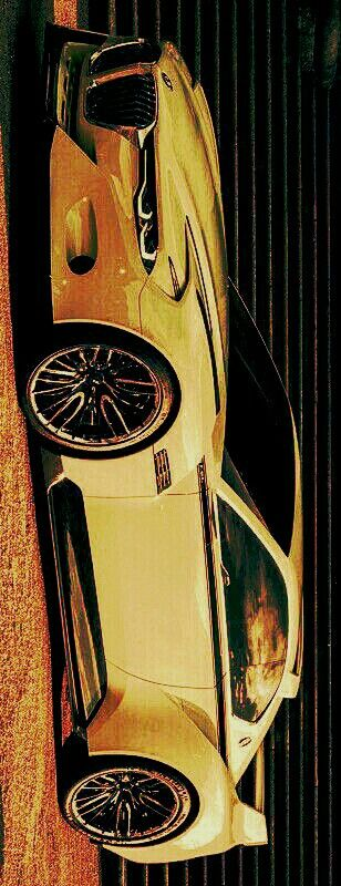 BMW CLS, gold...   Utakatik_arts
