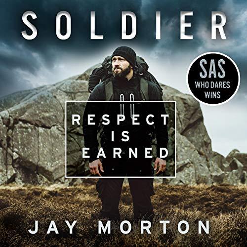 Amazon Com Soldier Respect Is Earned Audible Audio Edition Jay Morton Jay Morton Harpercollins Audible Audiobooks In 2021 Respect Is Earned Audio Books Soldier