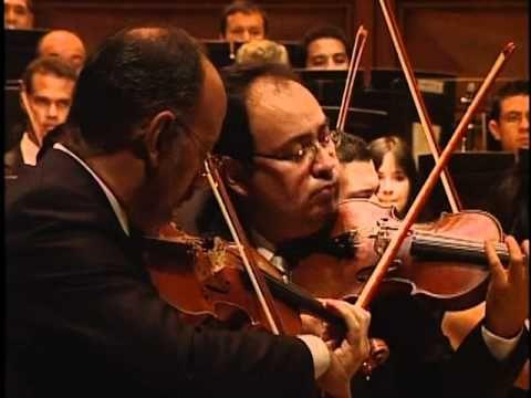 Mahler, Sinfonía Nº 9, Gustavo Dudamel, I mov. (parte 1)