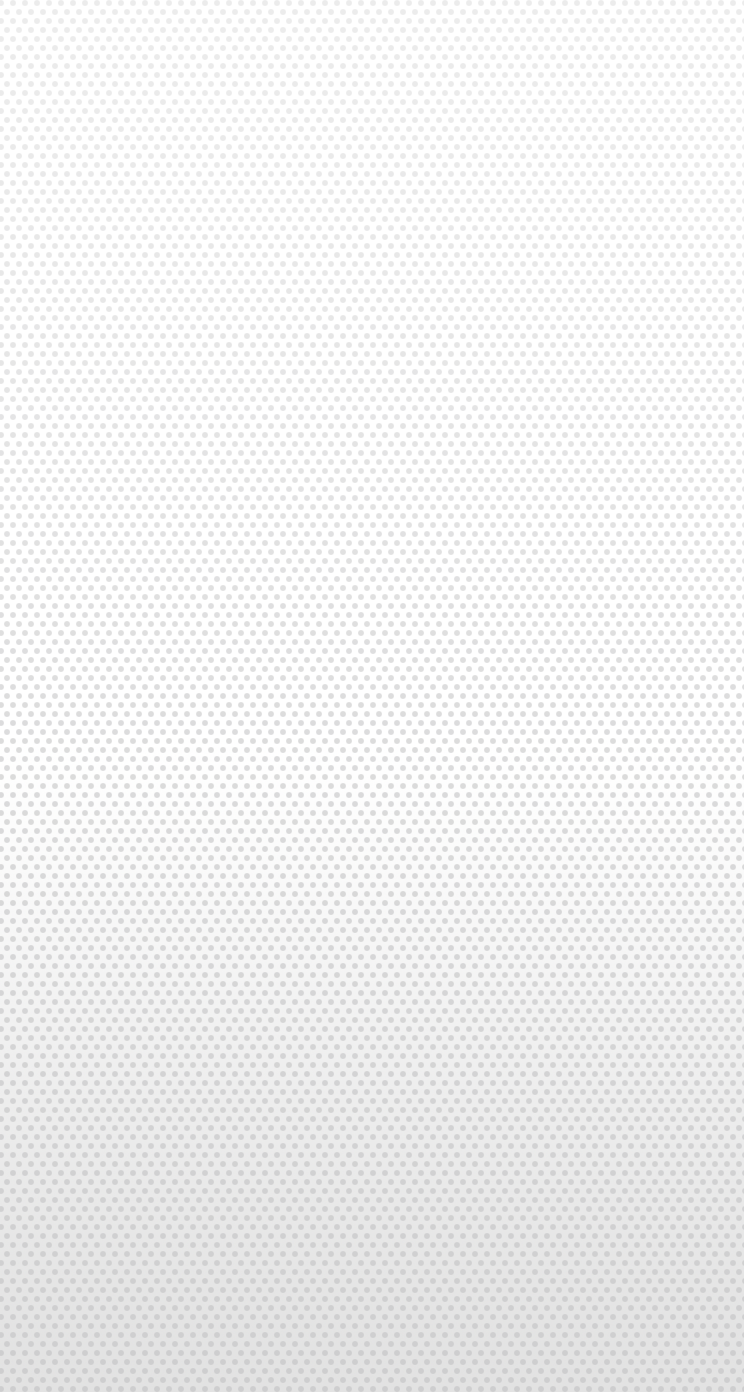 IOS8 White Dots Pattern Default IPhone 5 Wallpaper