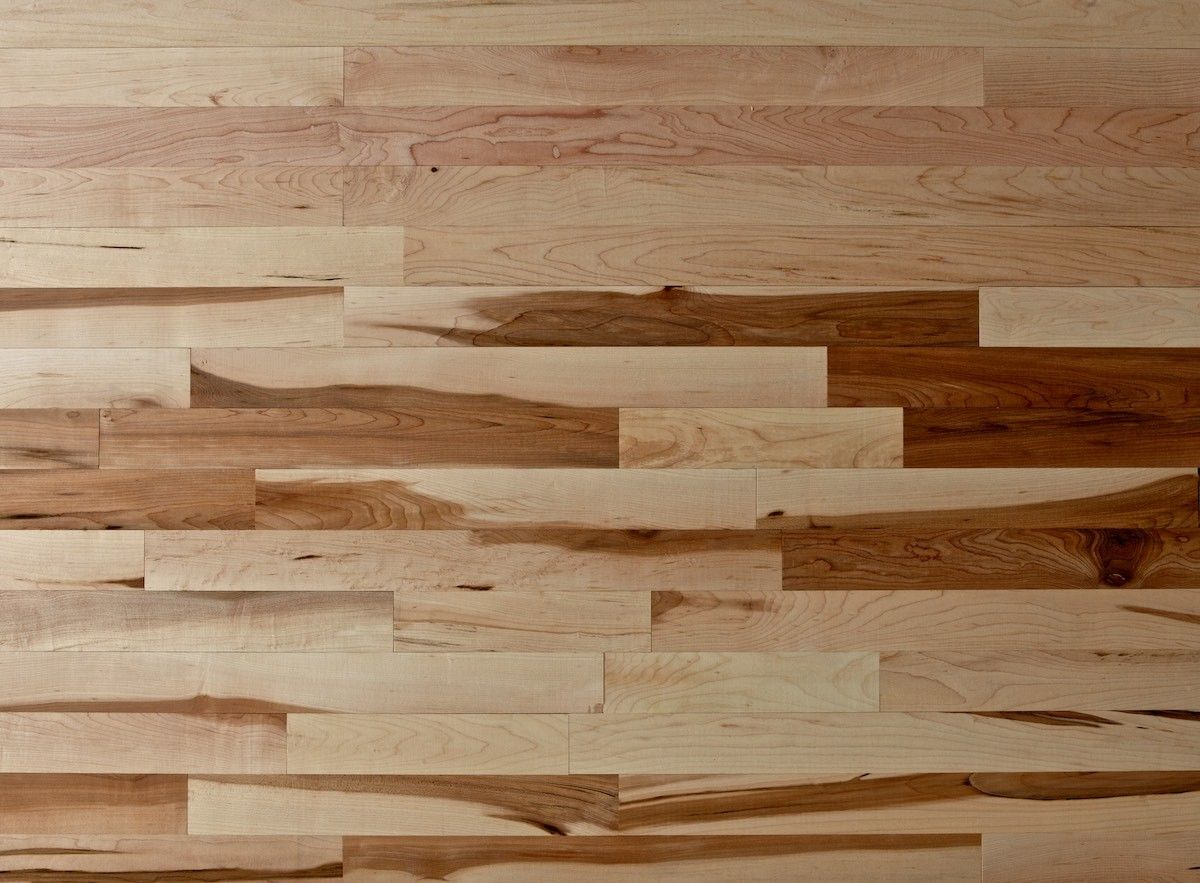 Maple Character « Macon Hardwood Prefinished hardwood
