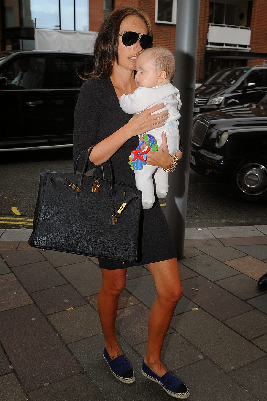 Tamara ecclestone leather pants tamara ecclestone leather dress tamara - Tamara Ecclestone Shopping At Harrods In London England September 2014 The Trend Diaries