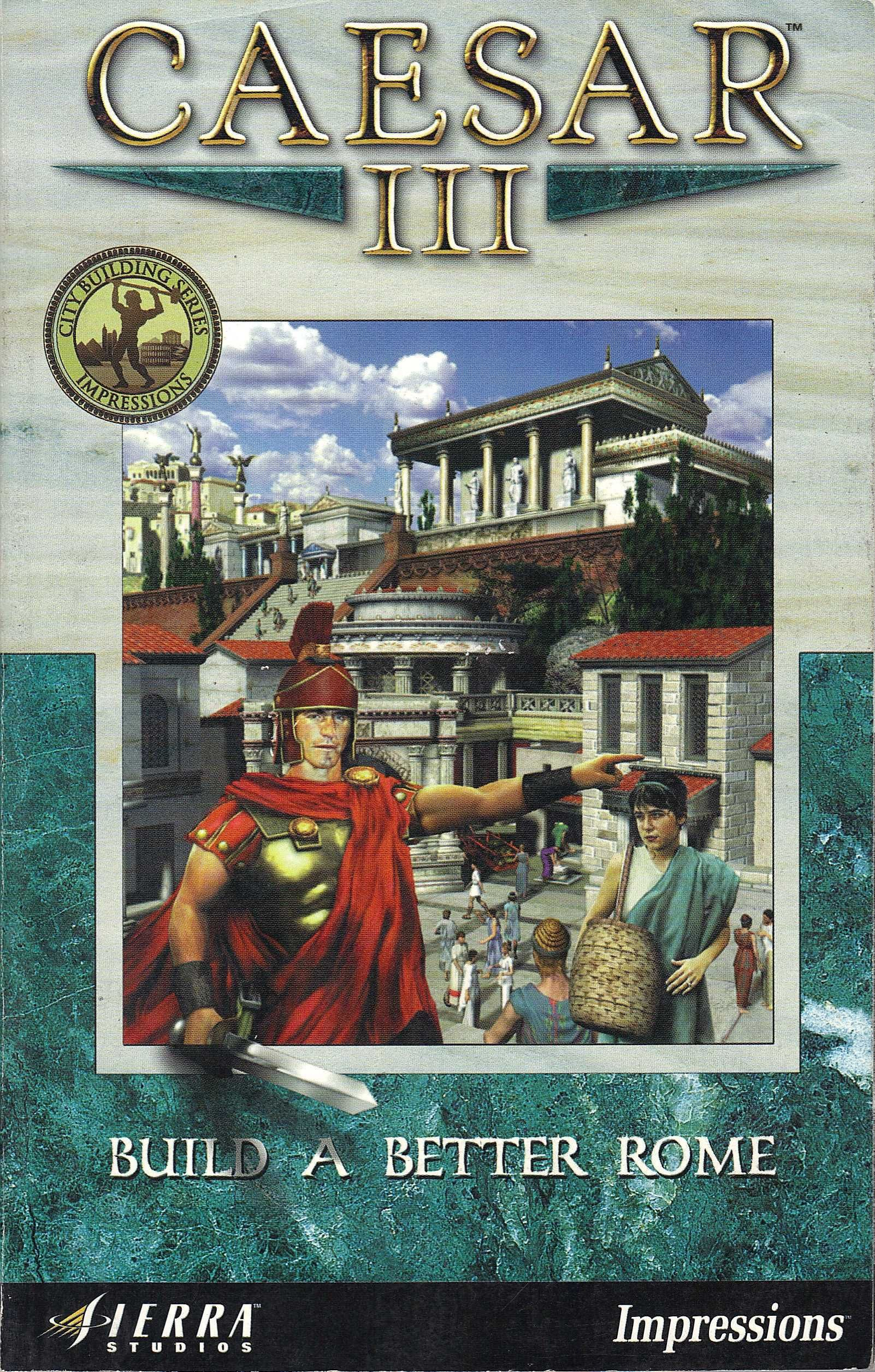 Caesar Iii 1998 Free Pc Games Gaming Pc Computer Video Games