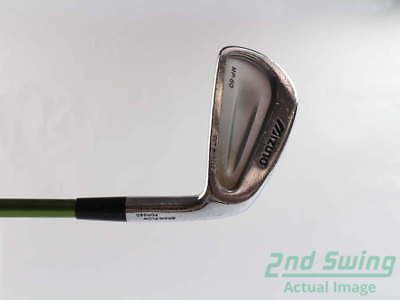 36f4d30e6490 Mizuno MP 60 Single Iron 5 Iron Graphite Stiff Right 38 in (eBay Link)
