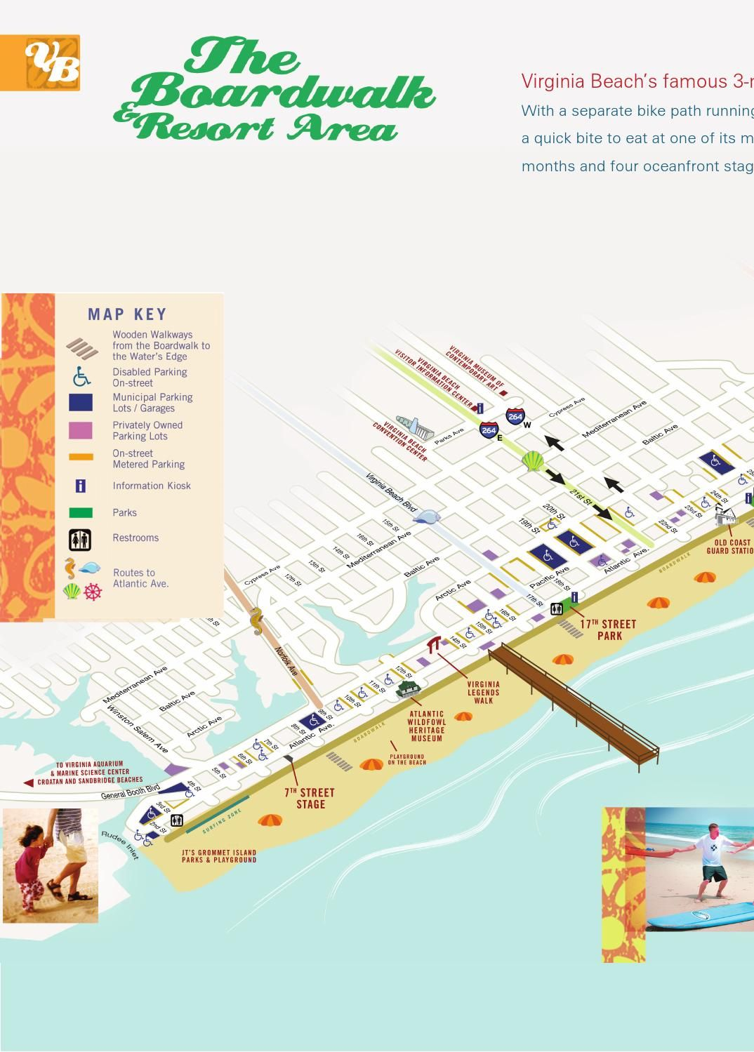 Issuu 2017 Virginia Beach Vacation Guide By Bcf