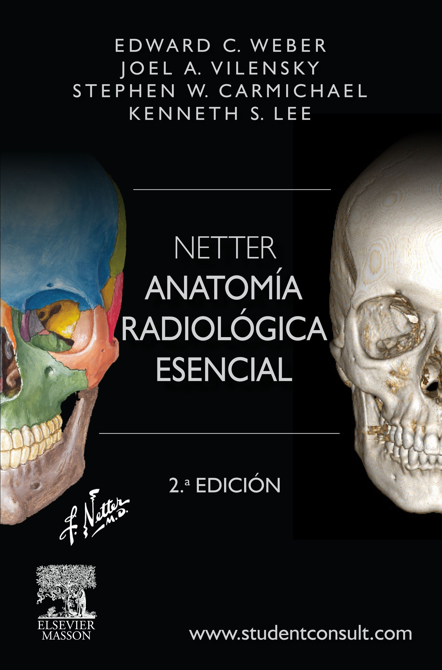 Netter : Anatomía radiológica esencial / Edward C. Weber ... [et al ...