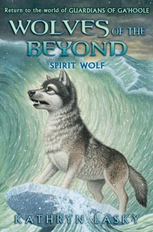 Spirit Wolf Wolves Of The Beyond Series 5 Hardcover Wolf Book Kathryn Lasky Wolf