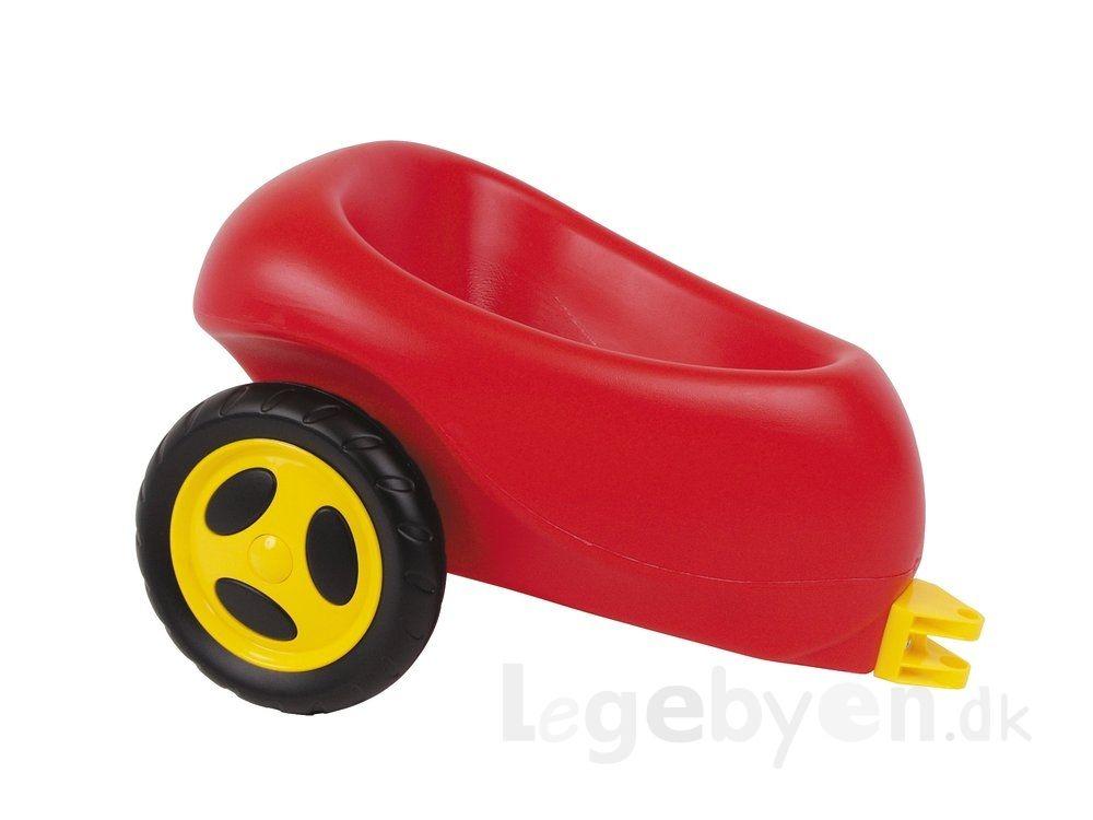 Køb Anhænger til Dantoy Scooter / Skubber m Plasthjul. online - Dantoy
