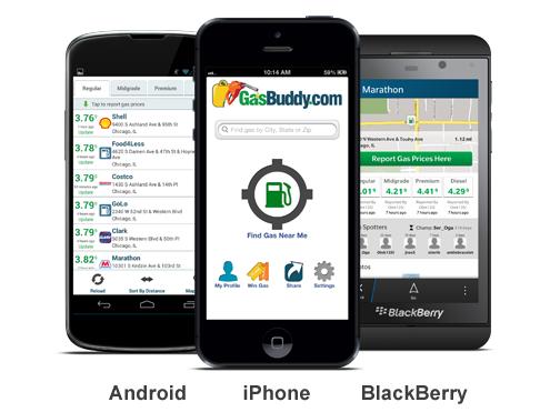 App of the Week GasBuddy Budget app, Saving money, Best