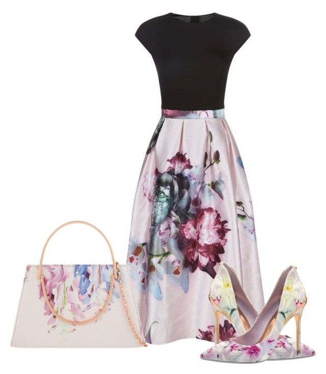 """""""Untitled #6630"""" by tailichuns on Polyvore featuring Ted Baker"""