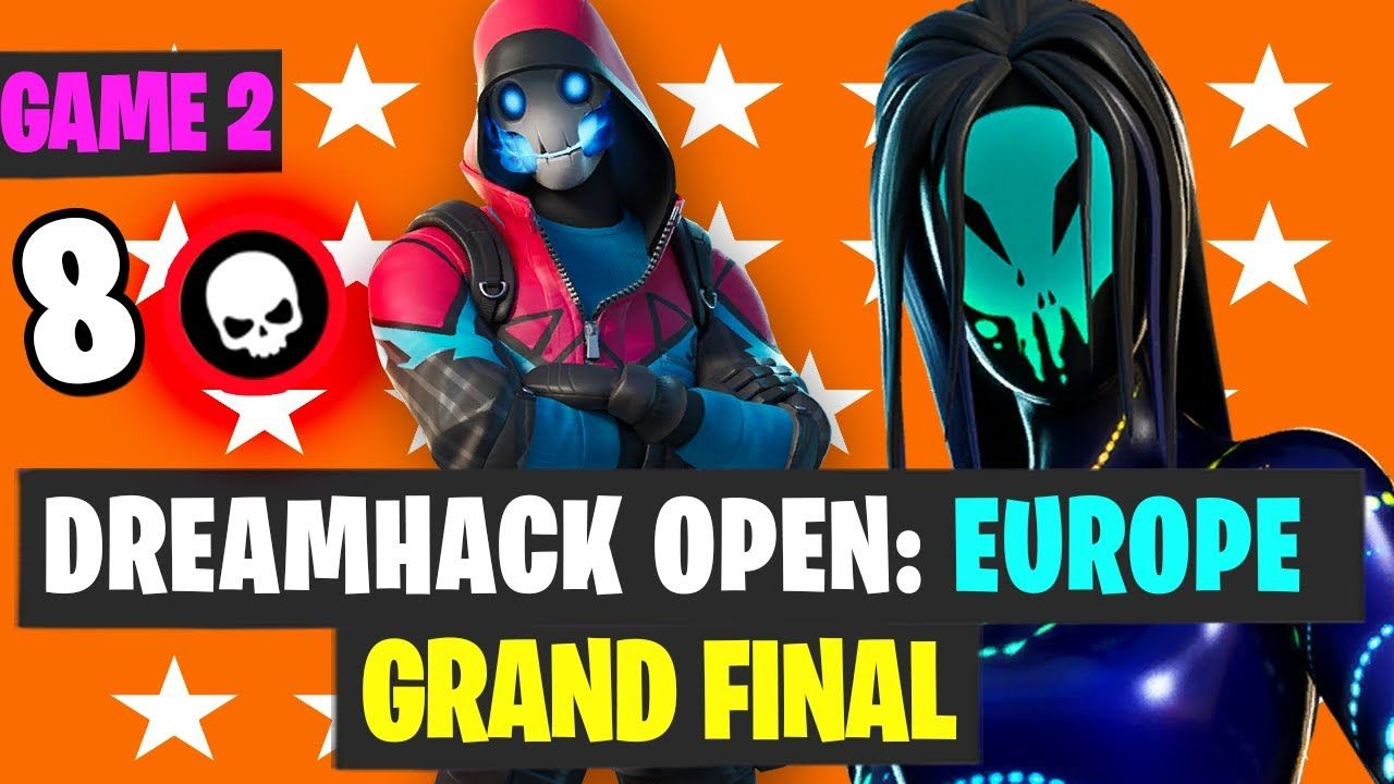 Dreamhack Open Eu Grand Final Game 2 Highlights Fortnite Dreamhack In 2020 Dreamhack Fortnite Grands Dreamhack's fortnite tournament registration is still open to the public. pinterest