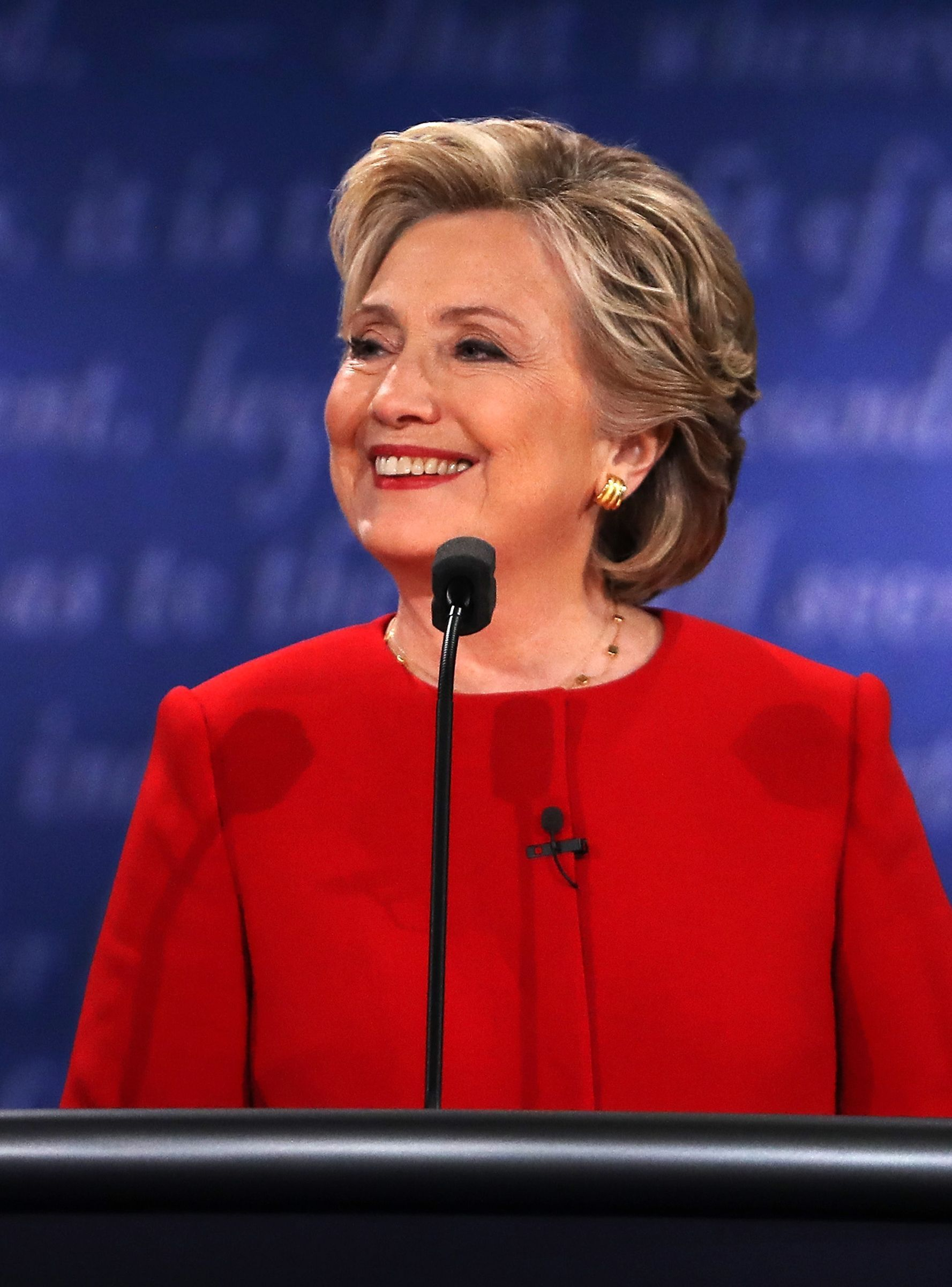 Hillary Clinton Had The Best Response To This Dig From Donald Trump+#refinery29