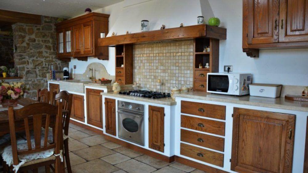 Cucine Artigianali Su Misura Falegnameria Firenze Barberino Di Mugello Cucina Artigianale Cucine Cucine Tradizionali