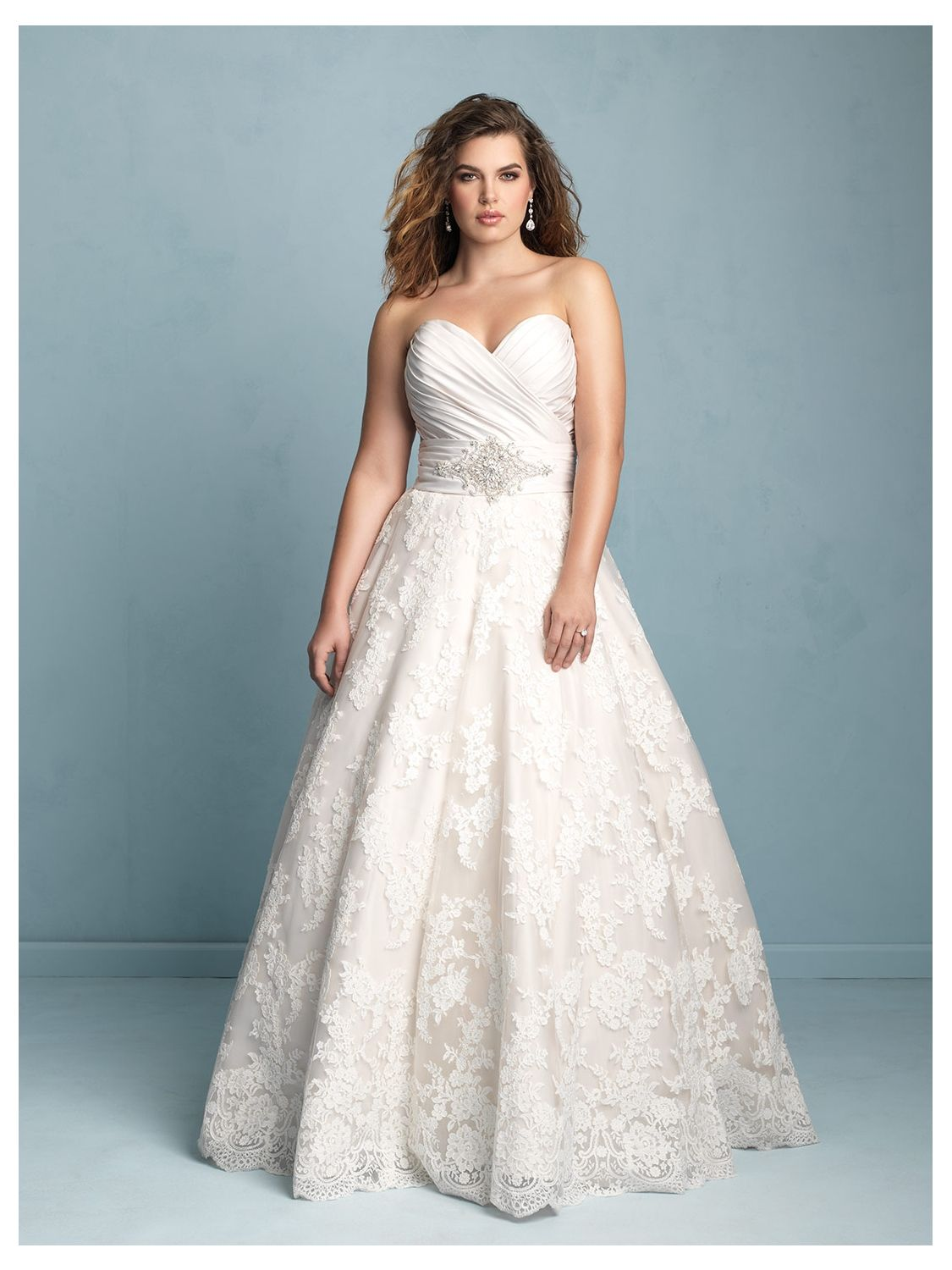 Allure women wedding dress style w house of brides wedding