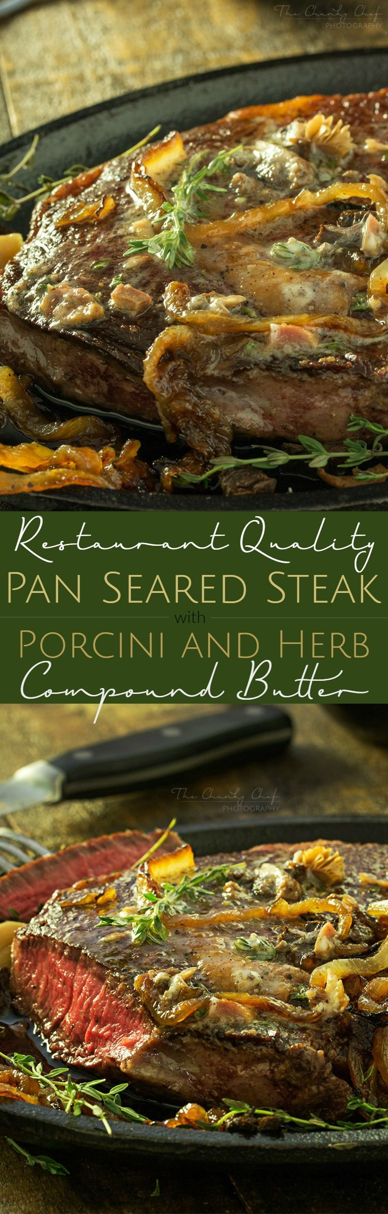 how to cook a tender steak in a pan