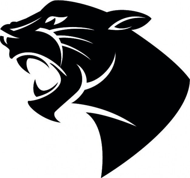 Panther Head Clip Art Clipart - Free Clipart | Lion of ...