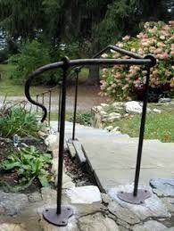 Pin By Rosetta Lovell On Landscape In 2019 Wrought Iron Handrail