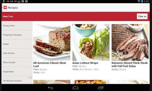 Must have recipes app best android apps for lifestyle best tablet must have recipes app best android apps for lifestyle best tablet apps by best android apps forumfinder Images