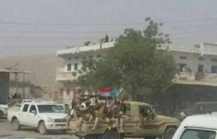 اخبار اليمن : ترحيب شعبي واسع بانتشار قوات النخبة الشبوانية في محافظة شبوة