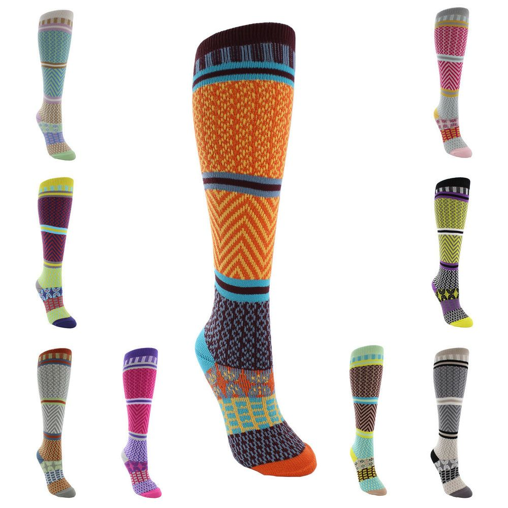 Perfect for cozy times at home or winter activities! Pefect boot socks.