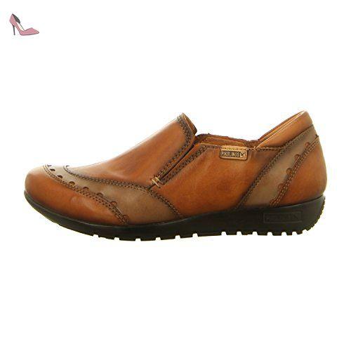 Pikolinos Jerez, Chaussures basses homme - Marron (Cuero), 47 EU