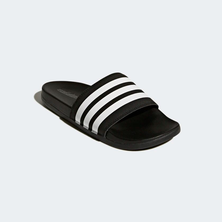 adidas Adilette Comfort Slides - Black | adidas US in 2020 ...