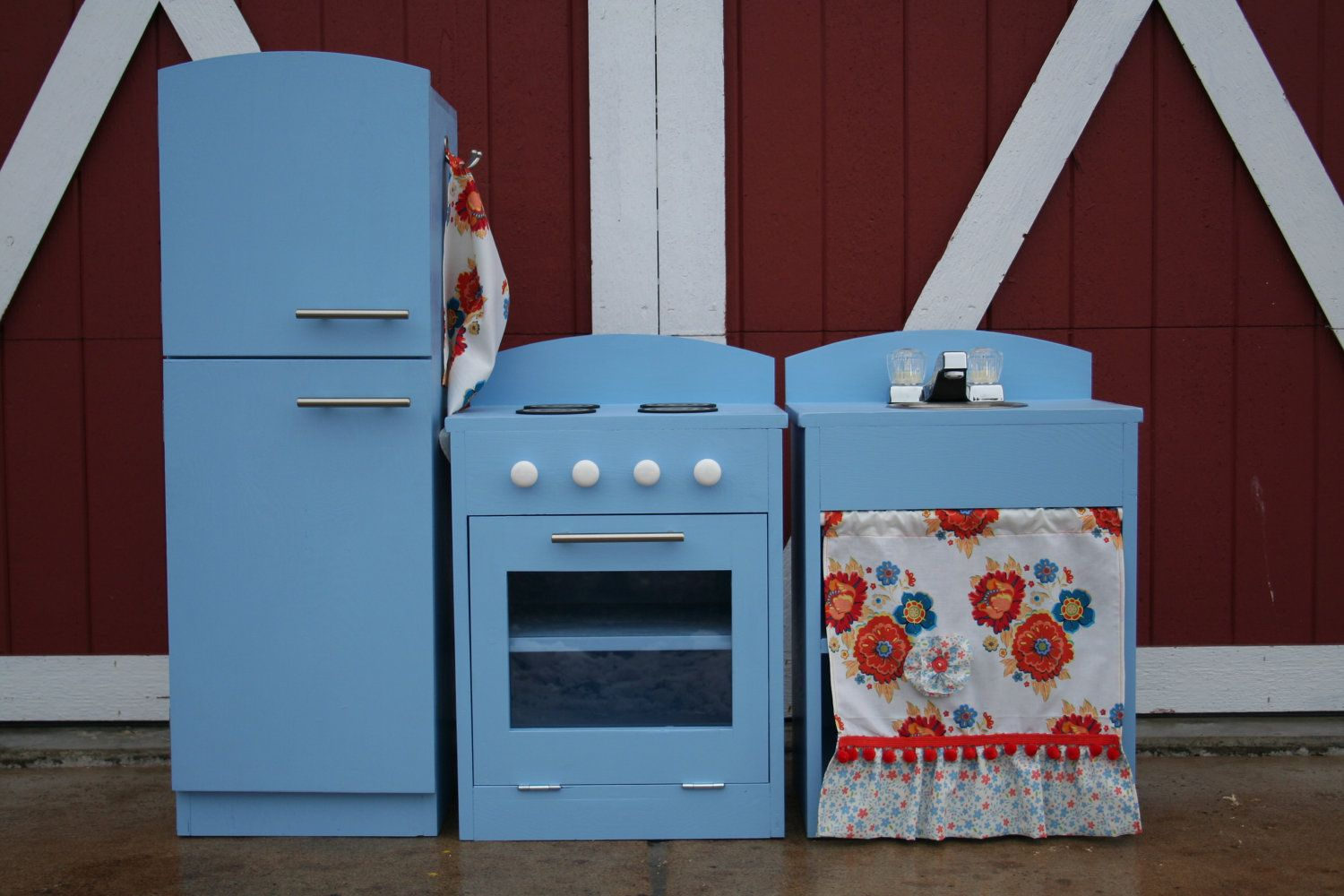love this, for the kids | Home | Pinterest | Play kitchen sets and ...