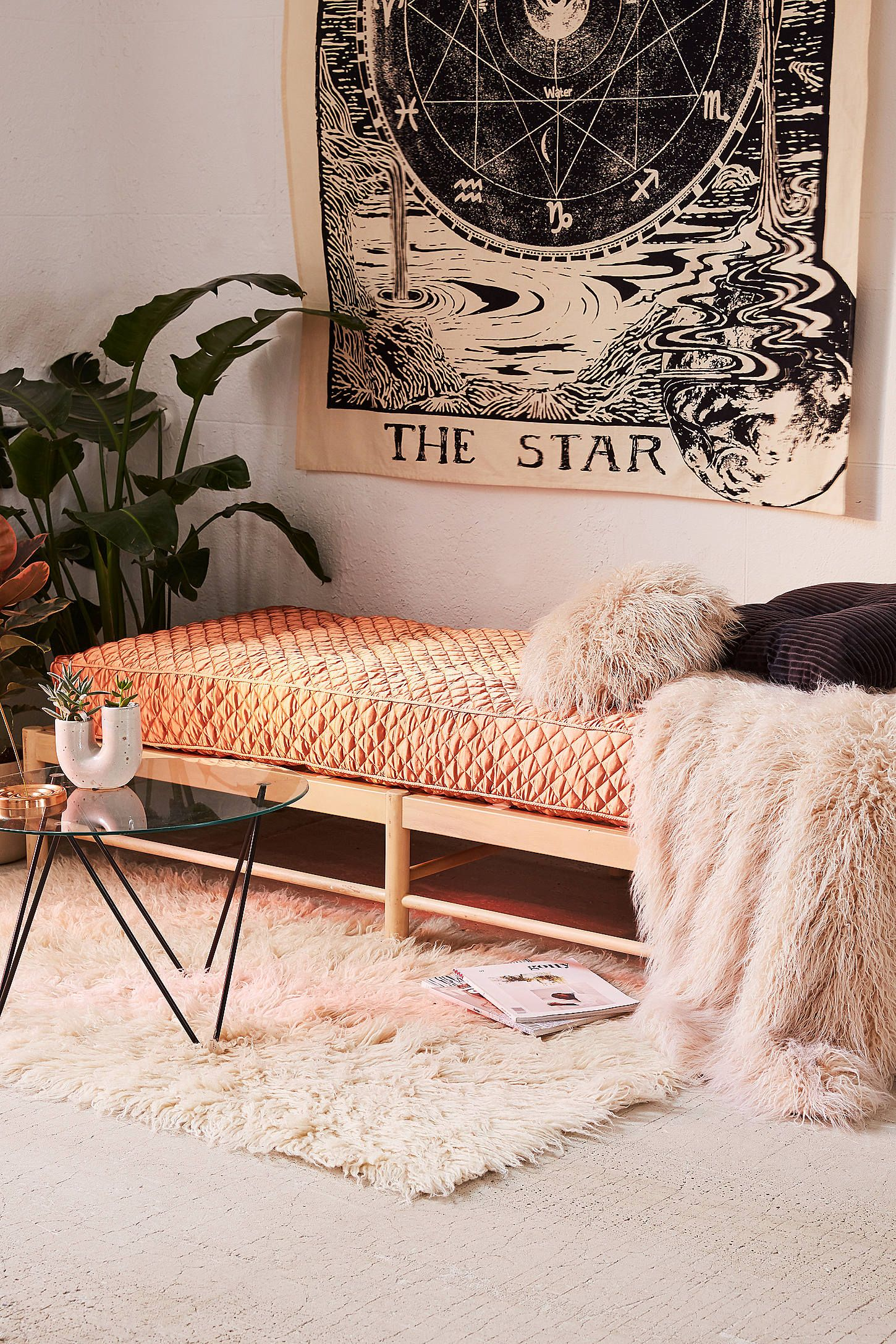 Valerie sateen daybed cushion daybed living rooms and room