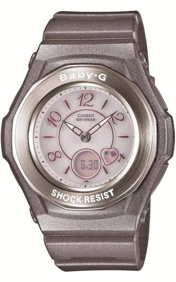Casio Baby-G Shock Resist Lady s Solar Charged Watch - MULTIBAND 6 -  Tripper - BGA-1020-8BJF (Japan Import) 2b2de9ebcb