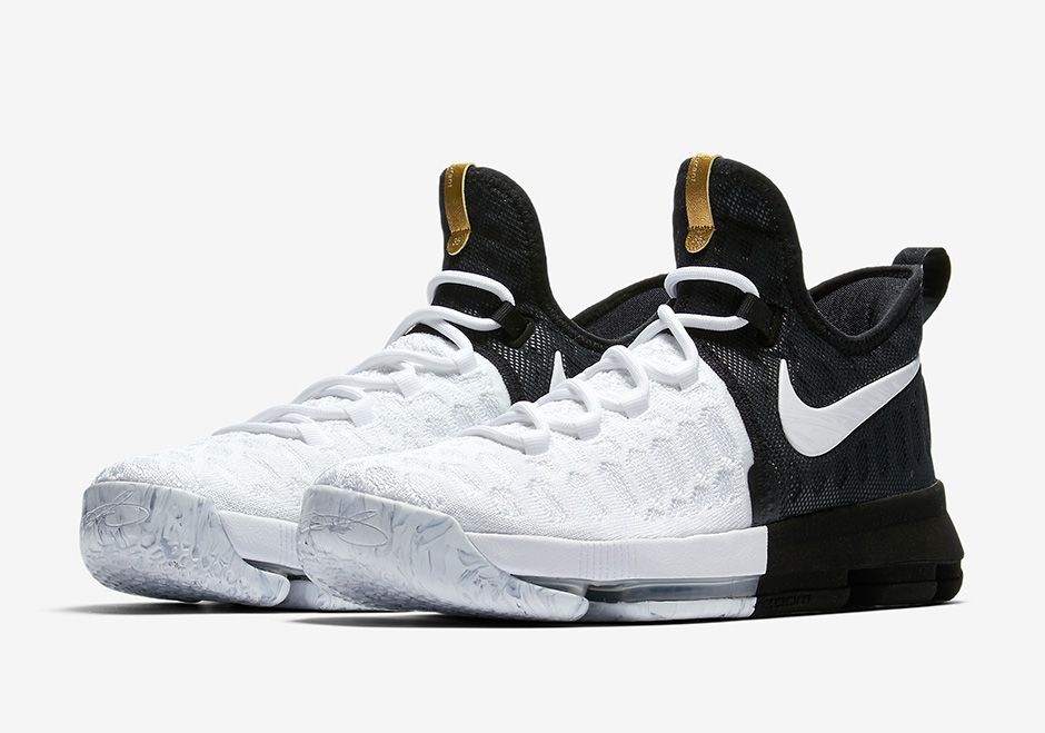 "Black · #sneakers #news The Nike KD 9 "" ..."