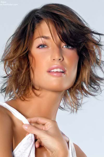100 mind blowing short hairstyles for fine hair ombre colour