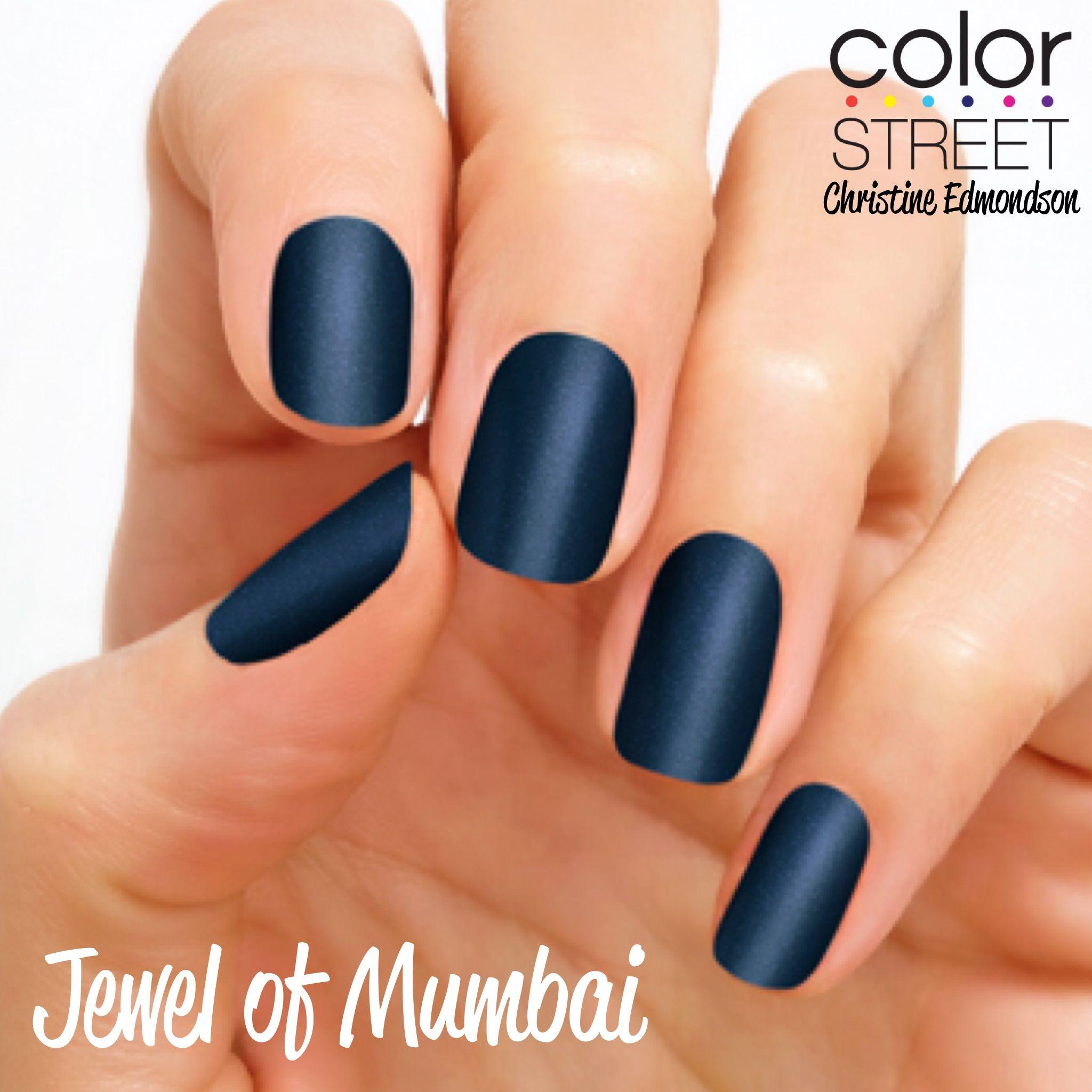 Jewel of Mumbai - 100% nail polish strips that require NO tools, NO ...
