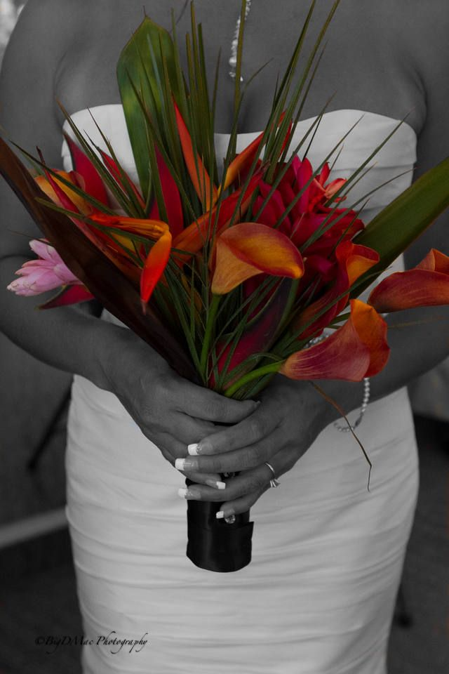 This is beautiful! I love calla lilies