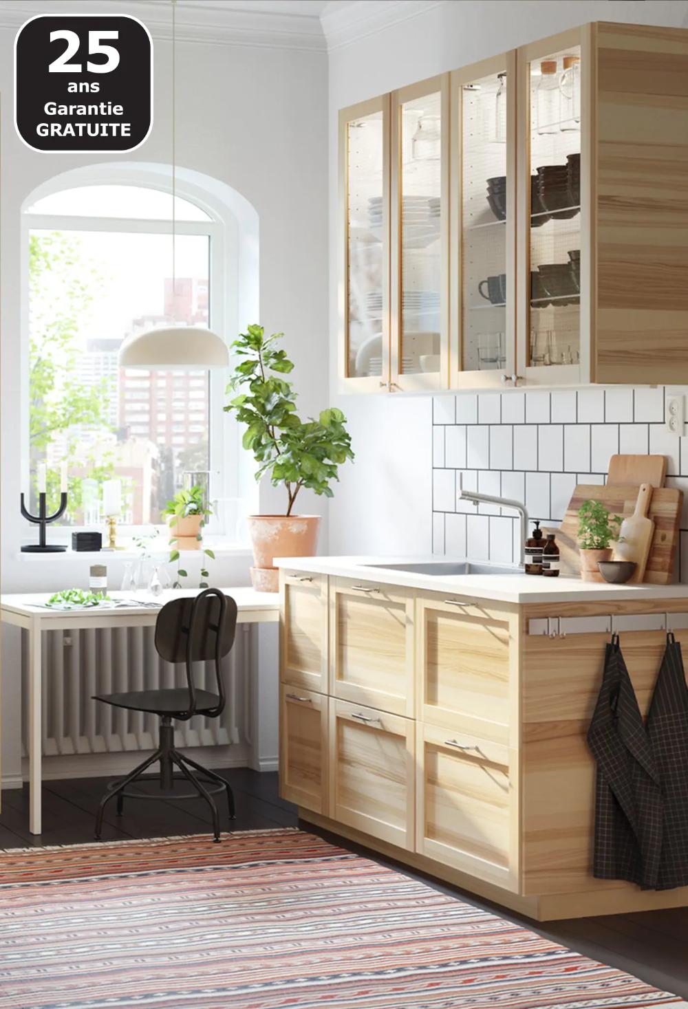 Goutez A L Artisanat De Qualite En 2020 Amenagement Appartement Ikea Photo Cuisine