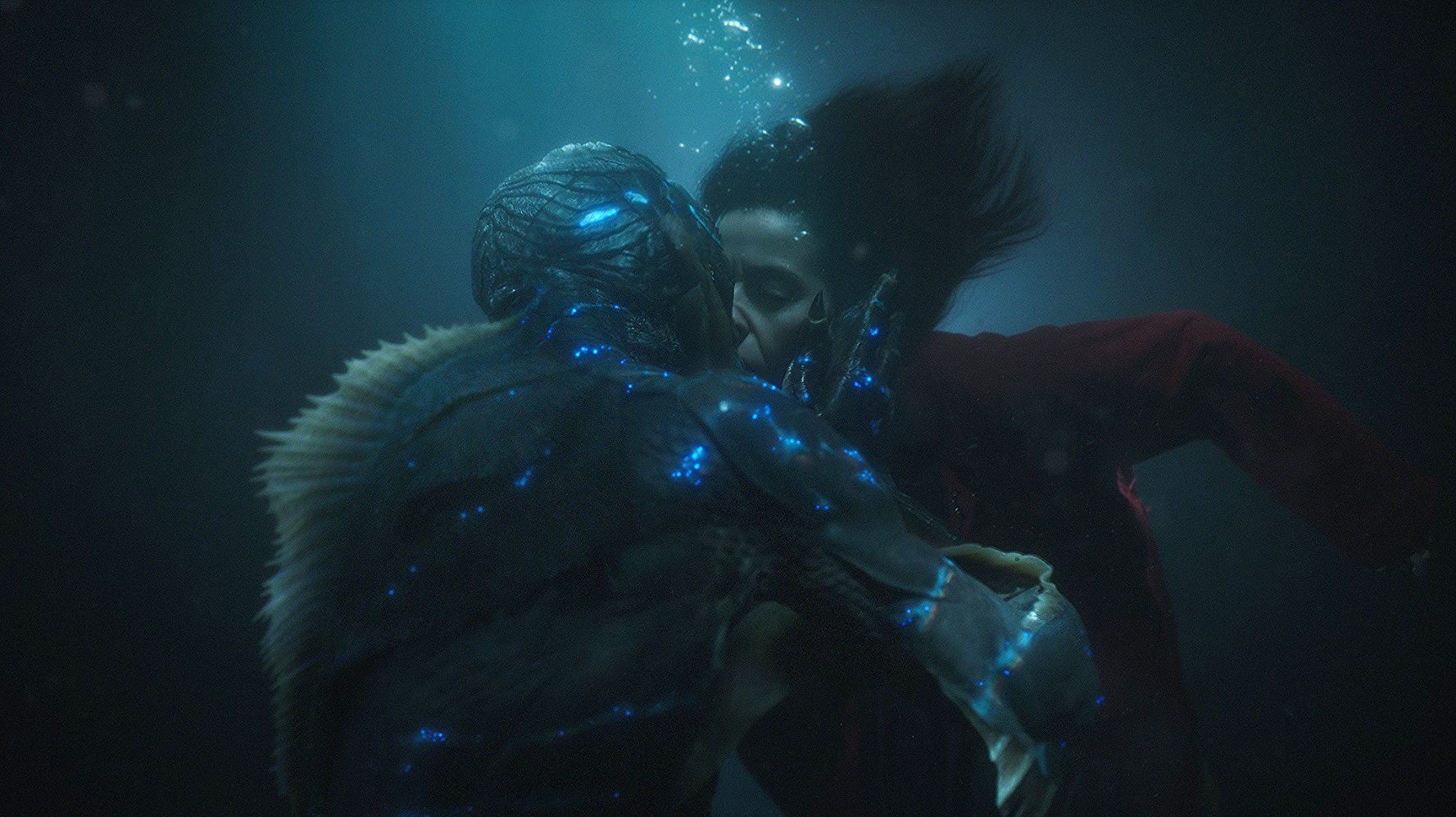 Director and co-writer, Guillermo del Toro, said the idea for The Shape of Water came to him when he was just six-years-old.