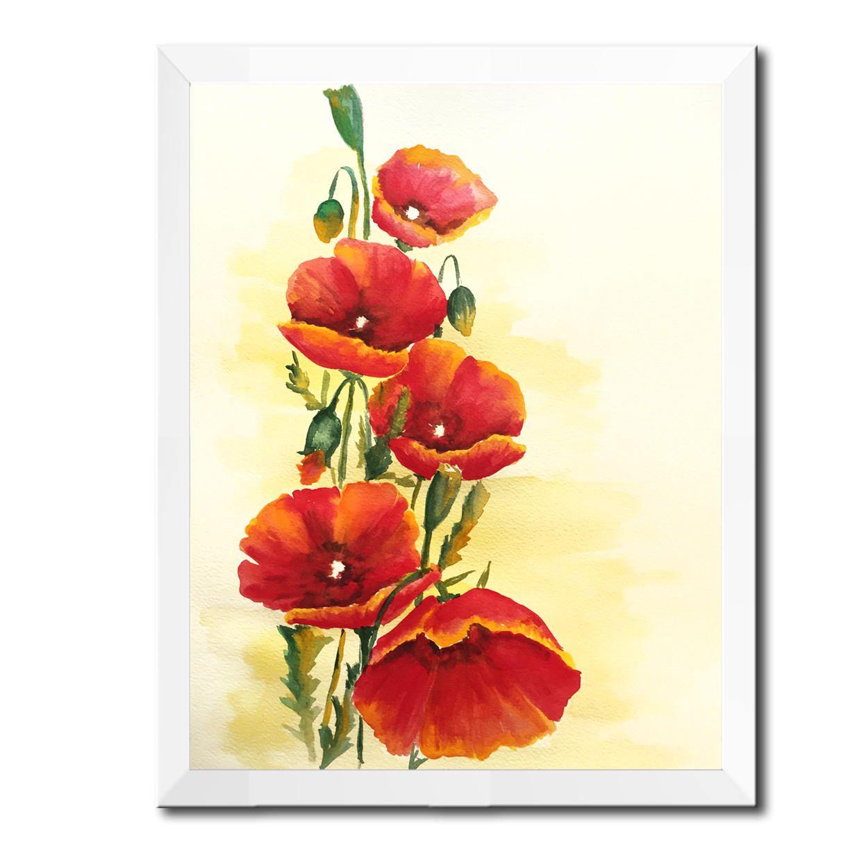 acquerello pittura originale, acquerello astratto, arte parete ...