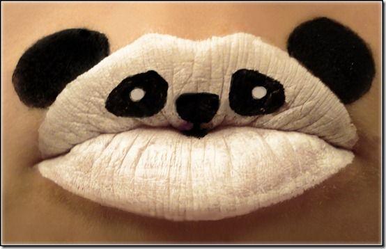 Panda lips