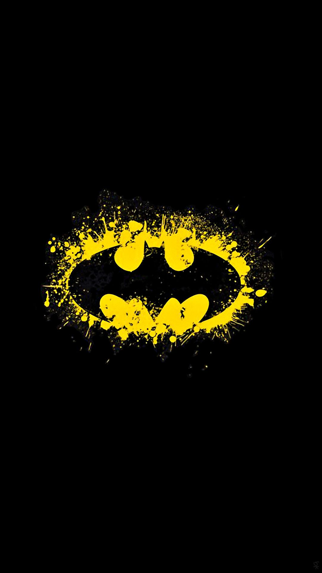 Smile More Hd Wallpaper Android In 2020 Batman Wallpaper Iphone Batman Wallpaper Batman Painting