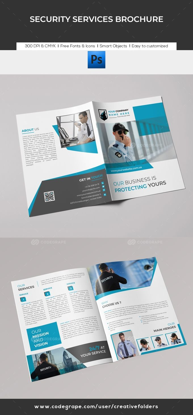 security services brochure on codegrape more info https www