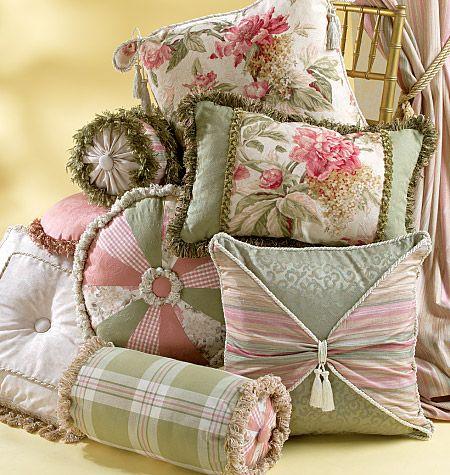 M4410- Pillow essentials #mccalls #pillowaccessories