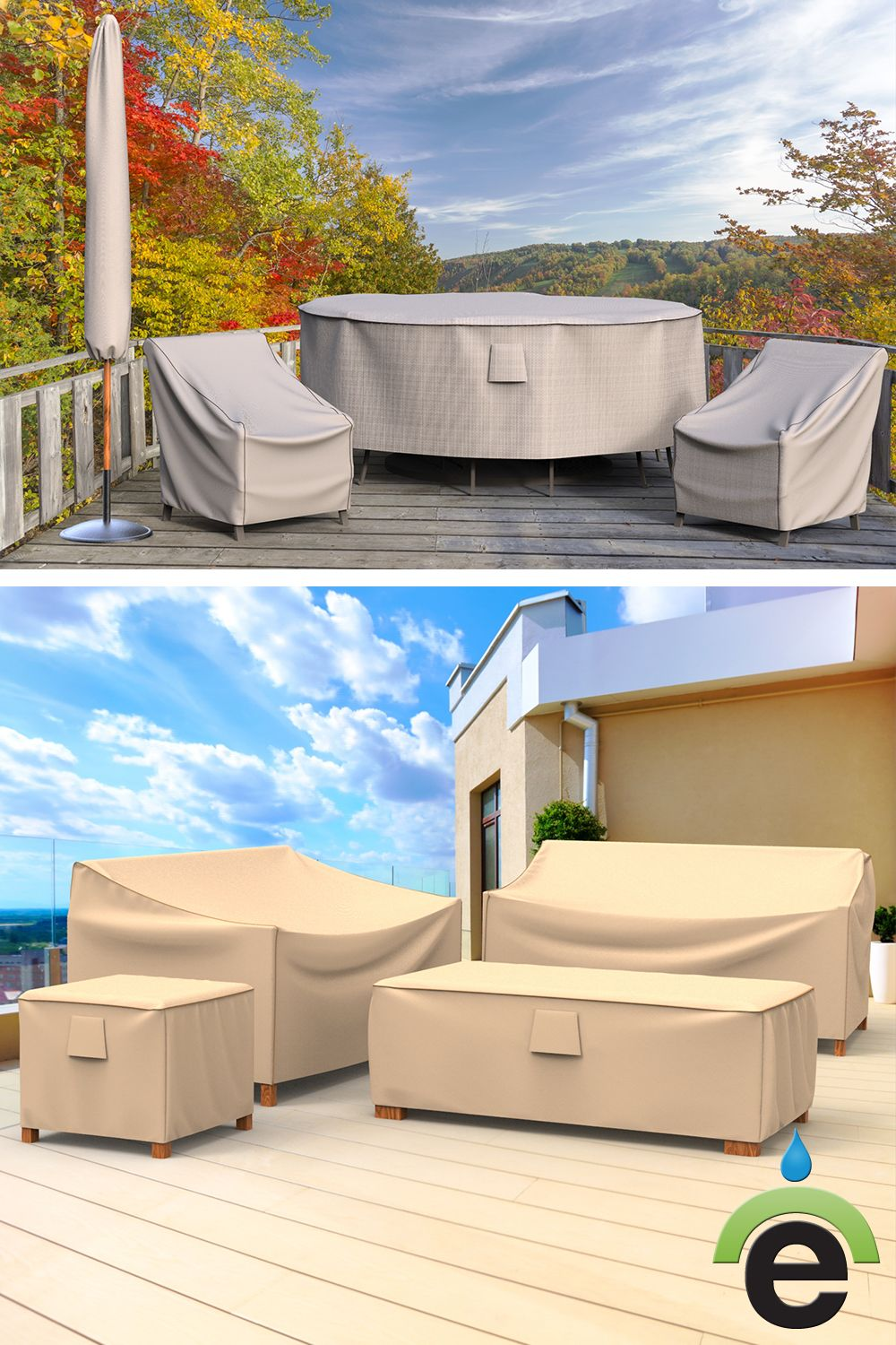Patio Furniture Is An Essential Part Of Any Outdoor Living Space And