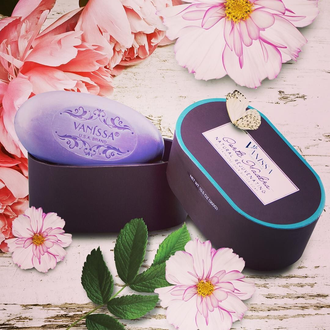 Natural skin brightening glutathione and shea butter soap help smooth and lighten dark spots