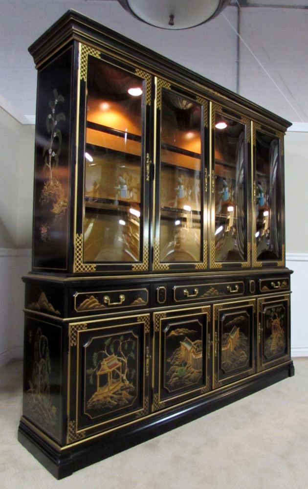 Beautiful Lovely China Cabinet. Cabinet Companies, Chinese Theme, Asian Style, China  Cabinet,