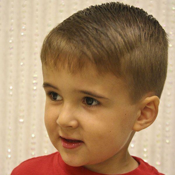 Little Boy Haircuts Fine Hair